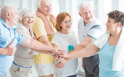 Bien vieillir grâce au sport