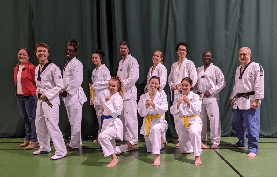 Association de Taekwondo Villepreux