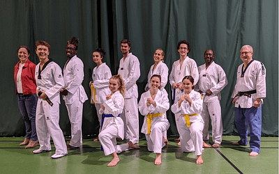 Association de Taekwondo Villepreux