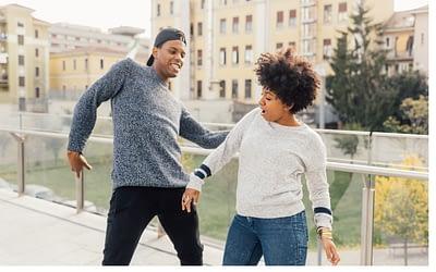 4 raisons de se déhancher quotidiennement (devant son miroir😂)