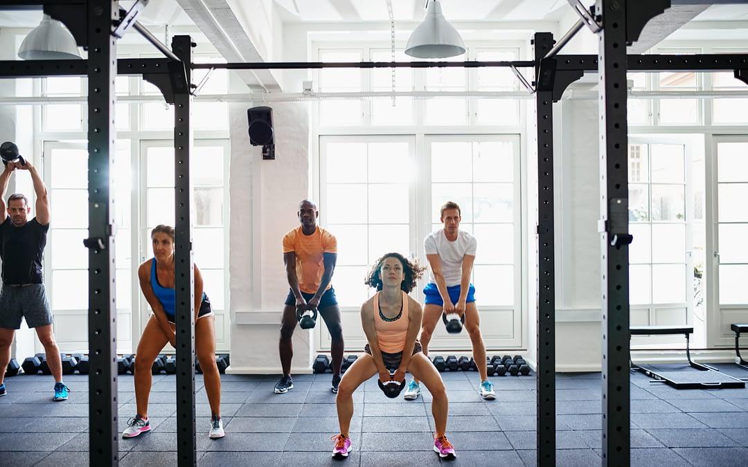 Les 9 raisons de travailler l'ensemble de tes groupes musculaires.