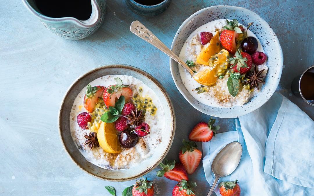 Les 5 aliments essentiels pour rester de bonne humeur en hiver.