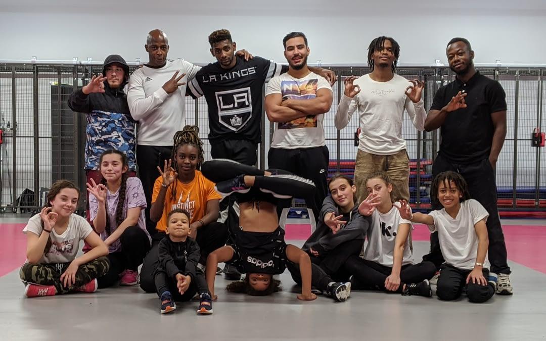 Compagnie de danse B3.1