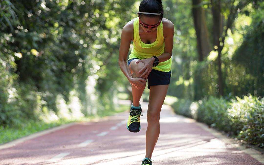 Alternatives sportives aux douleurs de genoux